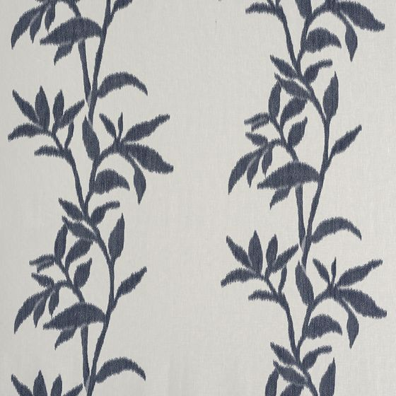 Photo of the fabric Season* Horizon swatch by James Dunlop. Use for Sheer Curtains. Style of Floral And Botannical, Pattern