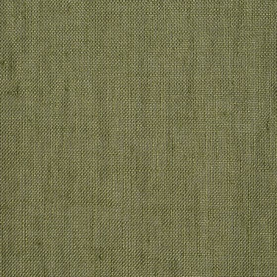 Photo of the fabric Kanso Stonewash Green Tea swatch by Mokum. Use for Curtains. Style of Plain
