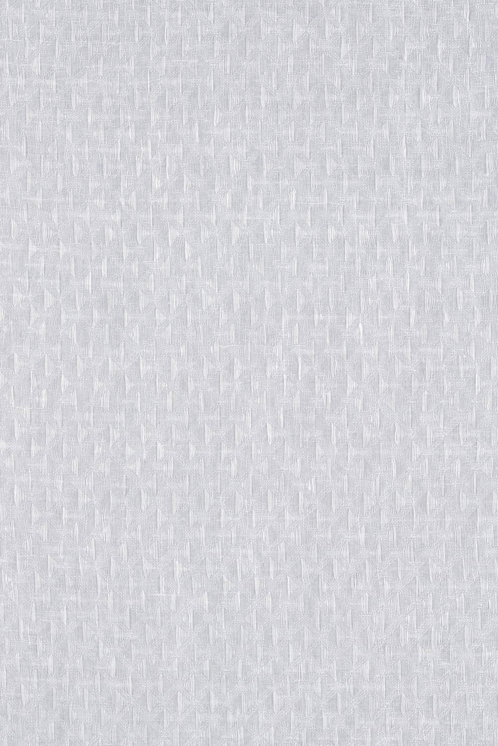 Photo of the fabric Origami Pearl swatch by Mokum. Use for Sheer Curtains. Style of Plain, Texture