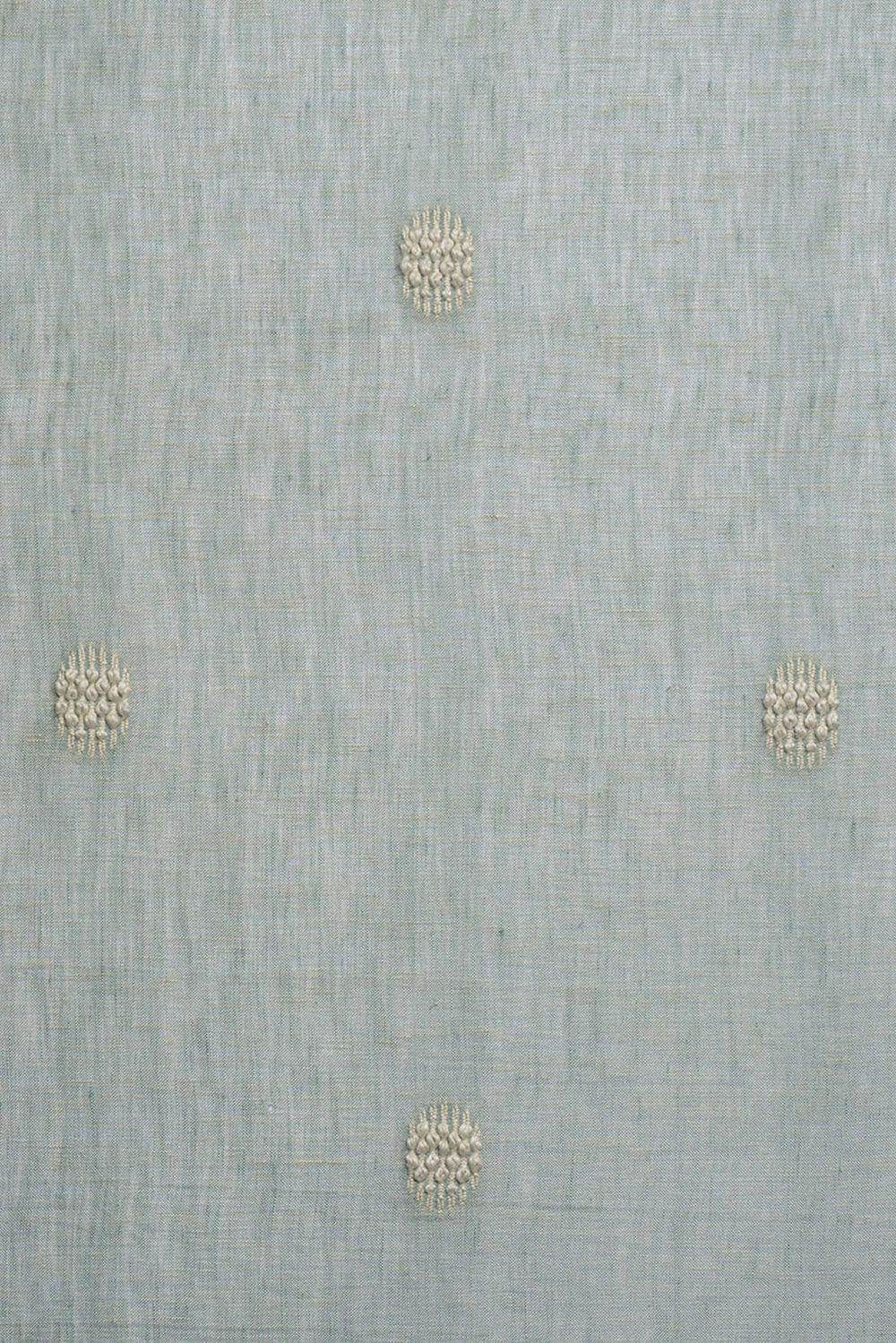 Photo of the fabric Gentle* Dew swatch by James Dunlop. Use for Curtains. Style of Geometric, Pattern