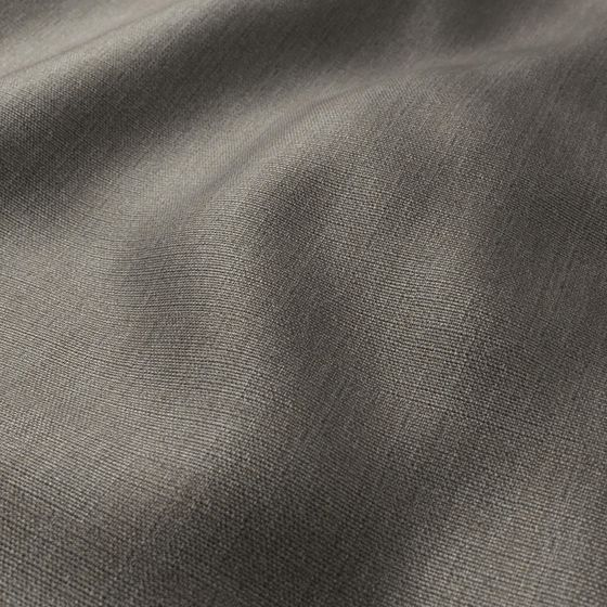 Photo of the fabric Linex Pewter swatch by Zepel. Use for Curtains, Upholstery Medium Duty, Accessory, Top of Bed. Style of Plain, Texture