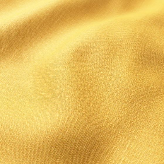 Photo of the fabric Linex Amber swatch by Zepel. Use for Curtains, Upholstery Medium Duty, Accessory, Top of Bed. Style of Plain, Texture